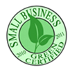We are a certified green business
